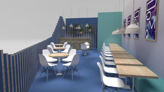 fairly-stand-domo-mezzanine-bar-color-block-vue-3D