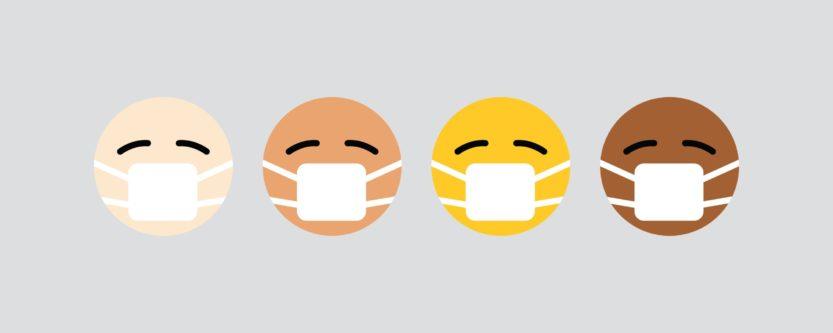 fairly prendre soin population a risque design inclusif masque
