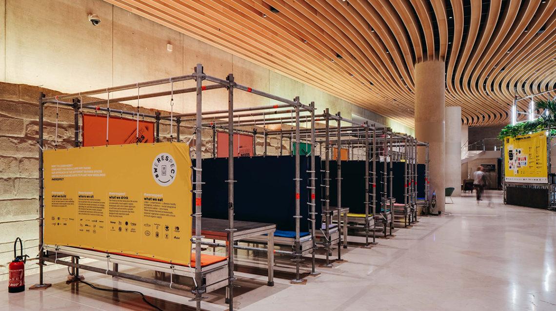 fairly carrousel du louvre espaces réunions meeting box sustainable brands