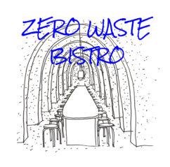 fairly zero waste bistro croquis vignette