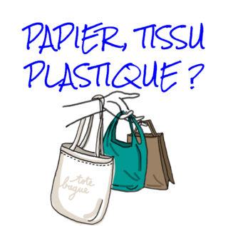 fairly comparatif croquis papier tissu plastique vignette